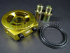 Blox Oil Filter Block Adapter Gold