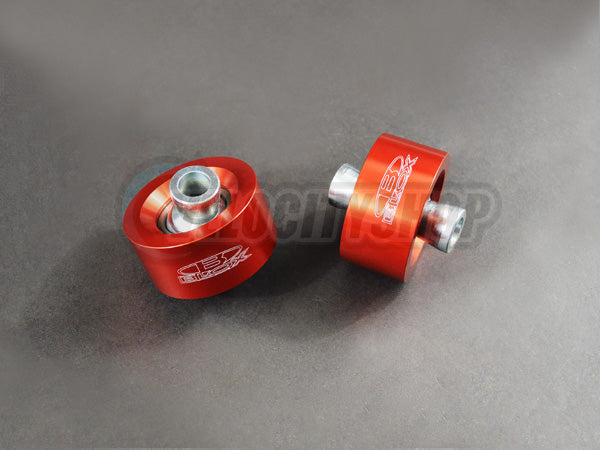 Blox Front Compliance Bushings (Spherical Bearings) Red 02-06 RSX 02-05 Civic Si