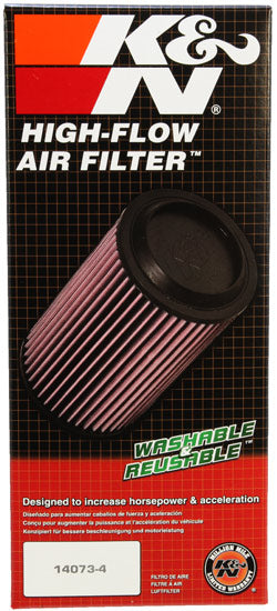 K&N Replacement Panel Air Filter for 2014 BMW 535D L6 3.0L DSL