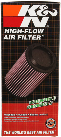 K&N for 05-06 Porsche Boxster 2.7L-F6/3.2L-F6 Drop In Air Filter
