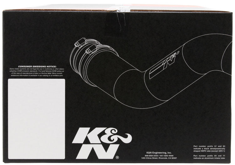 K&N for 04 Chevy Colorado / GMC Canyon L5-3.5L Performance Intake Kit