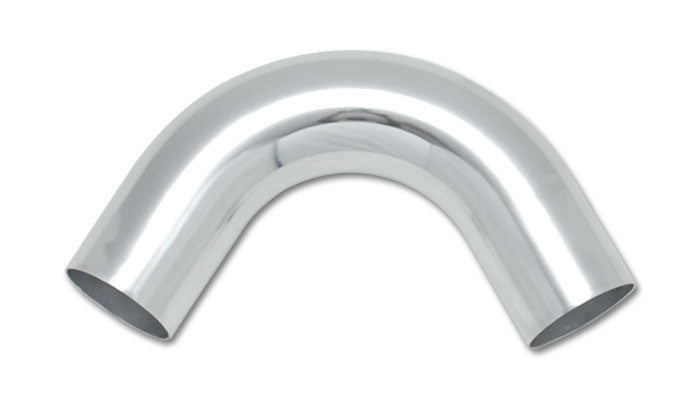 "120 Degree Aluminum Bend, 2.5"" O.D. - Polished"