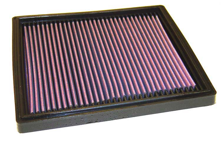 K&N Replacement Air Filter PORSCHE 911 CARRERA F6-3.6L