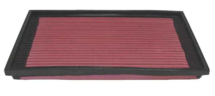 K&N 81-90 Porsche 944 2.5L L4 / 88-90 944 2.7 L4 Drop In Air Filter