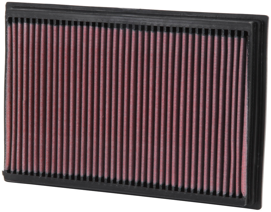 K&N for 92-09 Mercury Grand Marquis/Lincoln Town Car / 92-08 Ford Crown Victoria Drop In Air Filter
