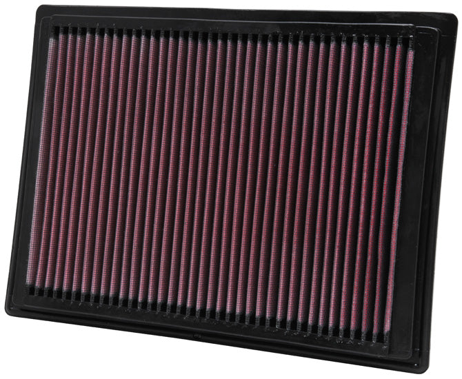 K&N for 04-08 Ford F150 / 05-06 Expedition / 05-07 F250 SD / 05-06 Lincoln Navigator Drop In Air Filter