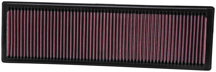 K&N Replacement Air Filter VOLKSWAGEN JETTA 2005-2010, RABBIT 2007-2009 2.5L L5