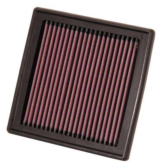 K&N for 07-09 350z/370z/G35/G37 Drop In Air Filter