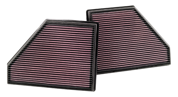 K&N for 08 BMW X5 4.8L-V8 Drop In Air Filter