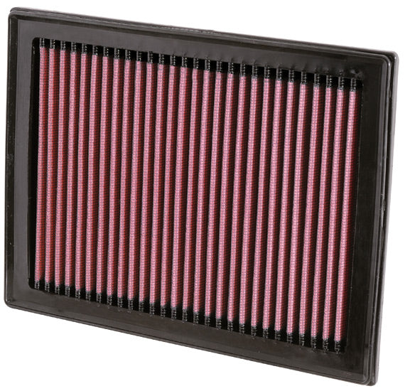 K&N for 08 Nissan Sentra 2.5L Drop In Air Filter