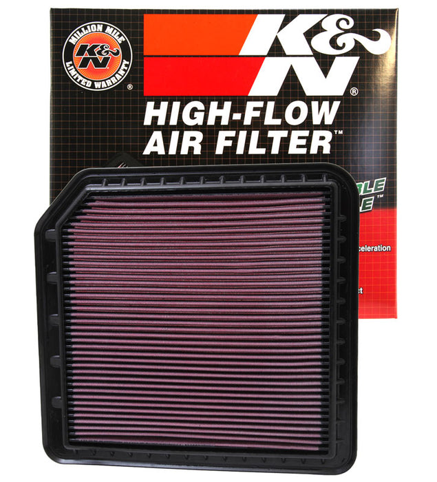 K&N Replacement Air FIlter 11 Infiniti QX56 5.6L V8
