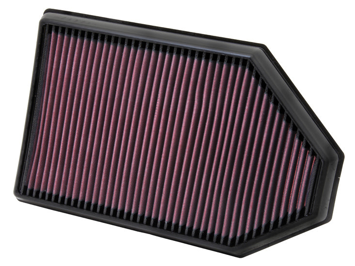 K&N Replacement Air Filter for 11 Chrysler 300/300C / Challenger 3.6L/5.7L/6.4L / Charger 3.6L/5.7L