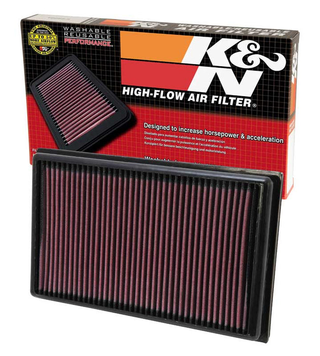 K&N 12-13 Chevrolet Impala 3.6L V6 Replacement Air Filter