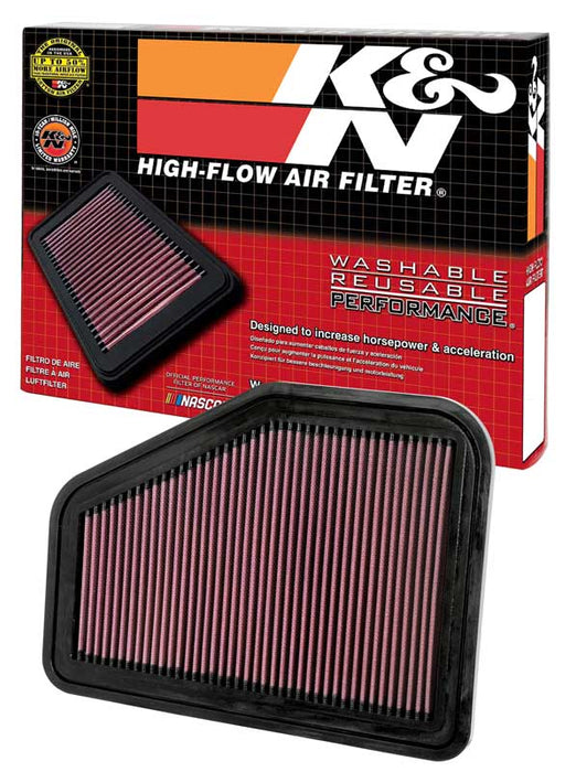 K&N for 06 Holden Commodore VE / Chevy SS / Pontiac G8 Drop In Air Filter