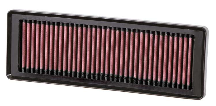 K&N Replacement Air Filter Fiat Grande Punto 1.2L-L4; 2005