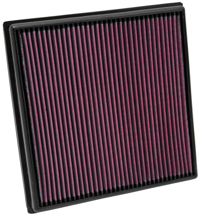 K&N for 09-12 Chevrolet Cruze / 09-11 Opel Astra J / Vauxhall Astra MK6 Replacement Air Filter