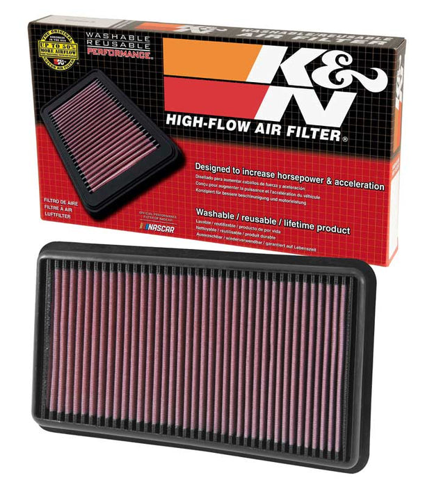 K&N Replacement Panel Air Filter for 2015 Chrysler 200 2.4L L4
