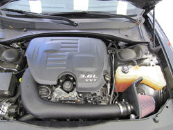 K&N 11-14 Dodge Charger 3.6L V6 Performance Intake