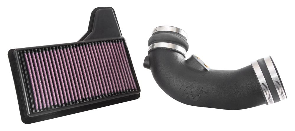 K&N 2015 Ford Mustang V8-5.0L Performance Air Intake System