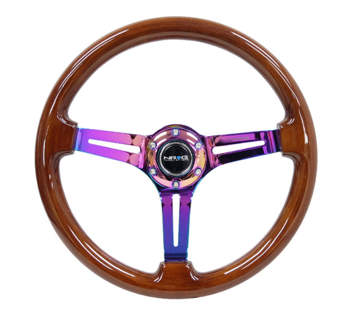 NRG Steering Wheels - Reinforc RST-018BR-MC