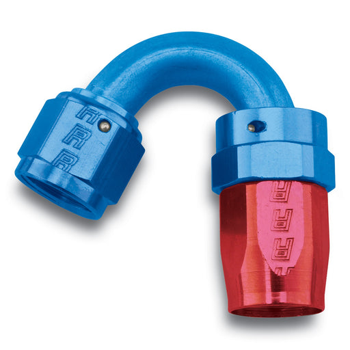 613450 | FULL FLOW SWIVEL TIGHT RADIUS HOSE END 150 #6 ANODIZED