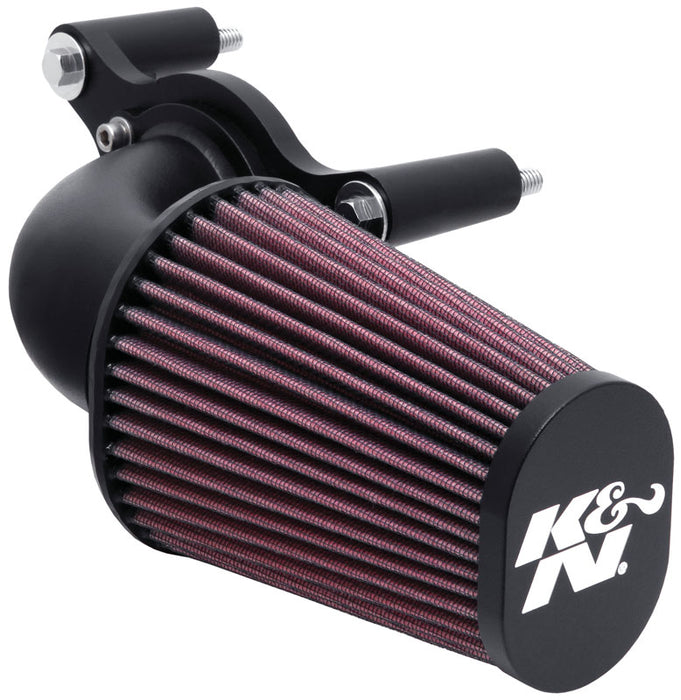 K&N Performance Intake for 01-10 Harley Davidson FX / FL Aircharger
