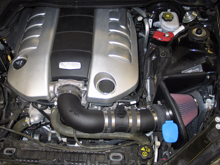 K&N for 08-09 Pontiac G8 V8-6.0L Aircharger Performance Intake
