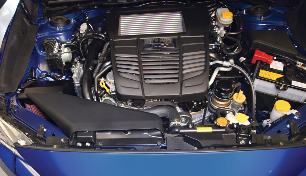 K&N 2015 WRX Black Typhoon Short Ram Intake