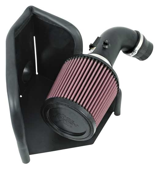 K&N for 07 Toyota Camry L4-2.4LTyphoon Short Ram Intake