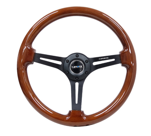 NRG Steering Wheels - Reinforc RST-018BR-BK