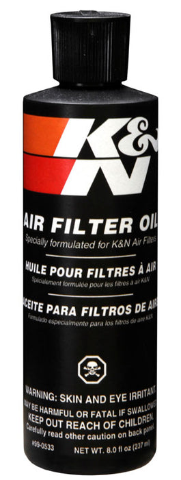 K&N 8 oz. Squeeze Air Filter Oil