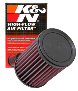 K&N 12 Can-Am Outlander 800R EFI 800 Replacement Air Filter