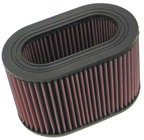 K&N Replacement Air Filter MITSUBISHI,DODGE TRUCKS, L4-2.3L, 1982-85