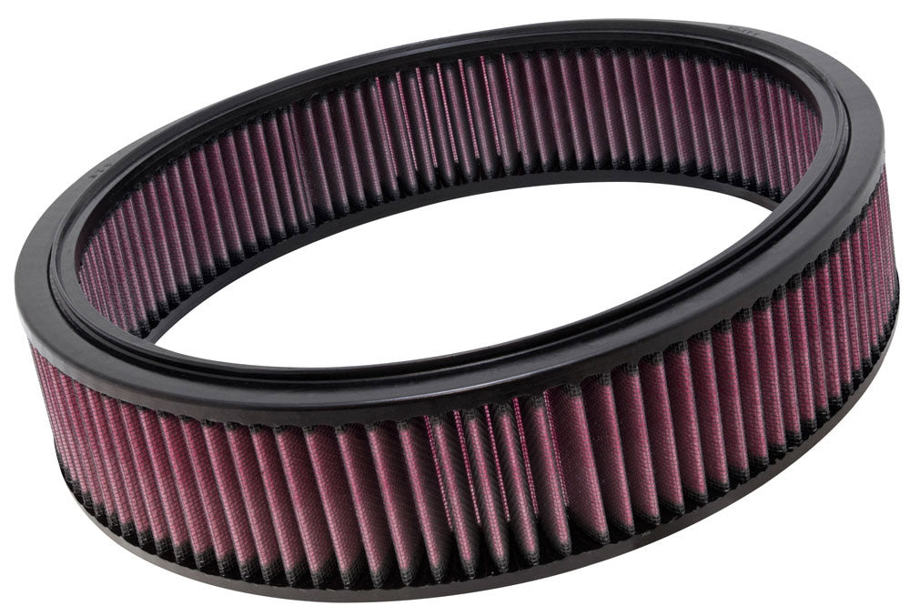 K&N Replacement Air Filter MERCEDES-BENZ V8 w/F/I, 1976-93