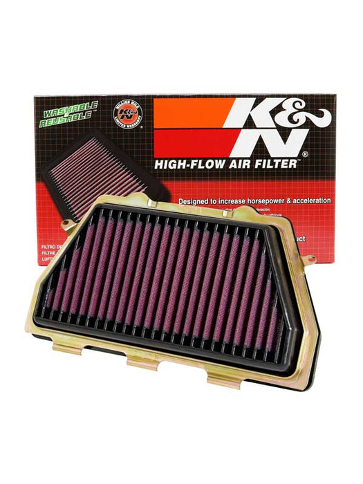 K&N for 08-13 Honda CBR1000RR 999 Replacement Air Filter