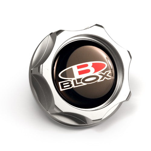 Blox BILLET OIL CAP HONDA OIL CAP M33X2.8 Billet Honda Oil Cap - Polished All Honda