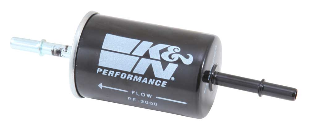 K&N for 97-08 Ford F150 5.4L V8 Fuel Filter
