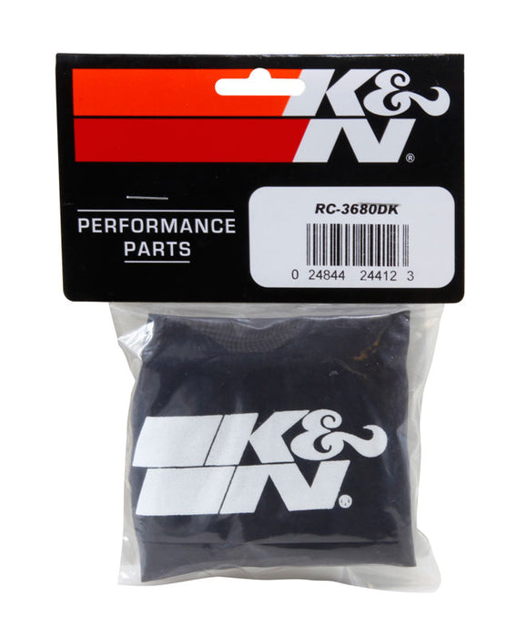 K&N Drycharger Black Air Filter Wrap