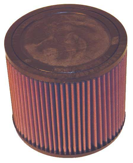 "K&N Universal Air Filter - Round Straight 4"" Flange ID x 7"" OD x 6"" Height"