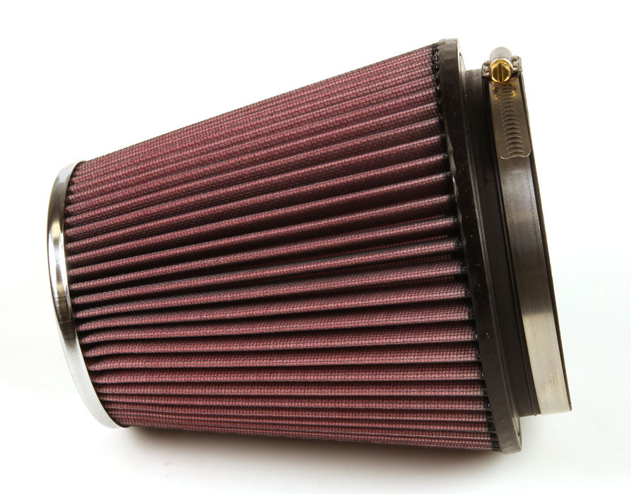 K&N Round Tapered Universal Air Filter 6 inch Flange 7 1/2 inch Base 5 inch Top 7 1/2 inch Height