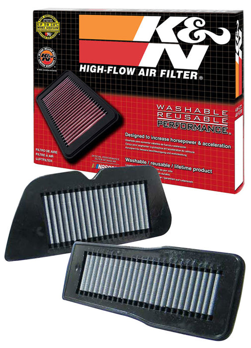 K&N 87-09 Suzuki VS1400 Intruder Air Filter (2 Per Box)