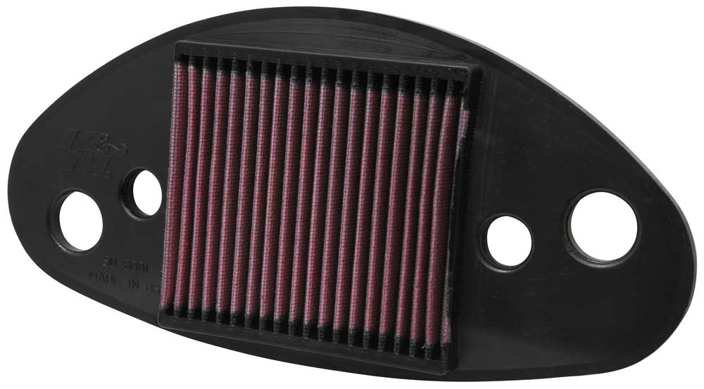 K&N Replacement Air Filter for 01-04 Suzuki VL800LC Intruder / 05-08 Boulevard