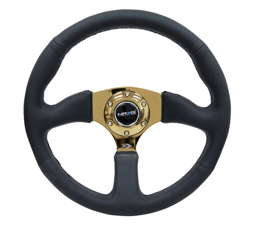 NRG Steering Wheels - Reinforc RST-023GD-R