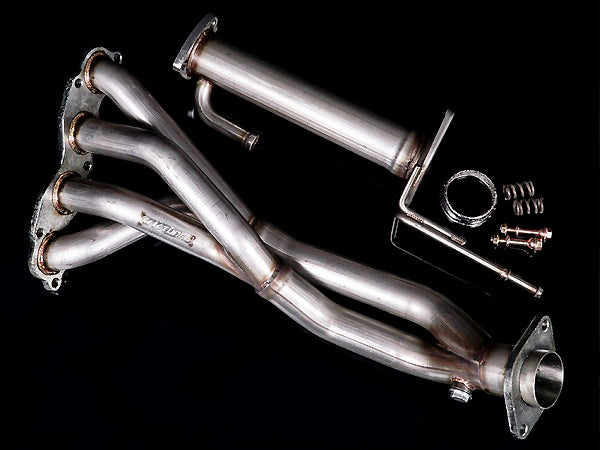 K-Tuned Header - 409 Series Steel 06-11 Civic Si