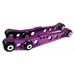 Blox LOWER CONTROL ARMS SPHERICAL BEARINGS EG/DC 1990-2001 Acura Integra; 1989-1995 Honda Civic, CRX, Del Sol Purple