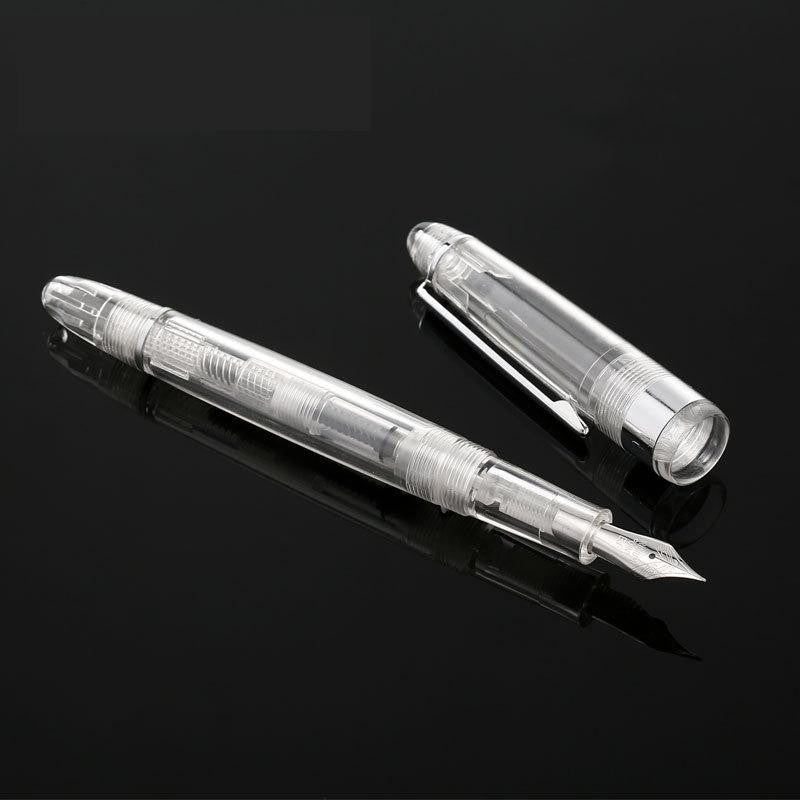 Clear Fountain Pen