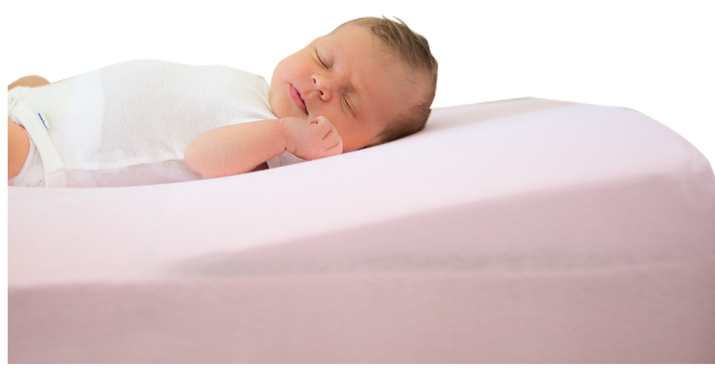 Little Dreamer Hypoallergenic Crib Wedge Baby Sleep