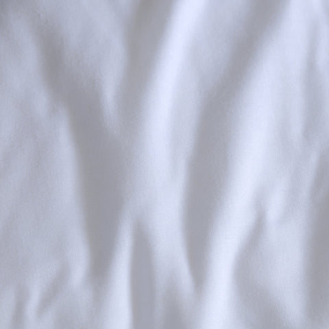 White (50/50 poly cotton) Cover