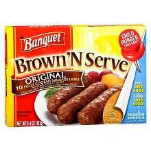 Banquet Breakfast Sausages
