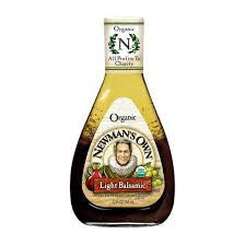 Newman's Own Dressing Light Balsamic
